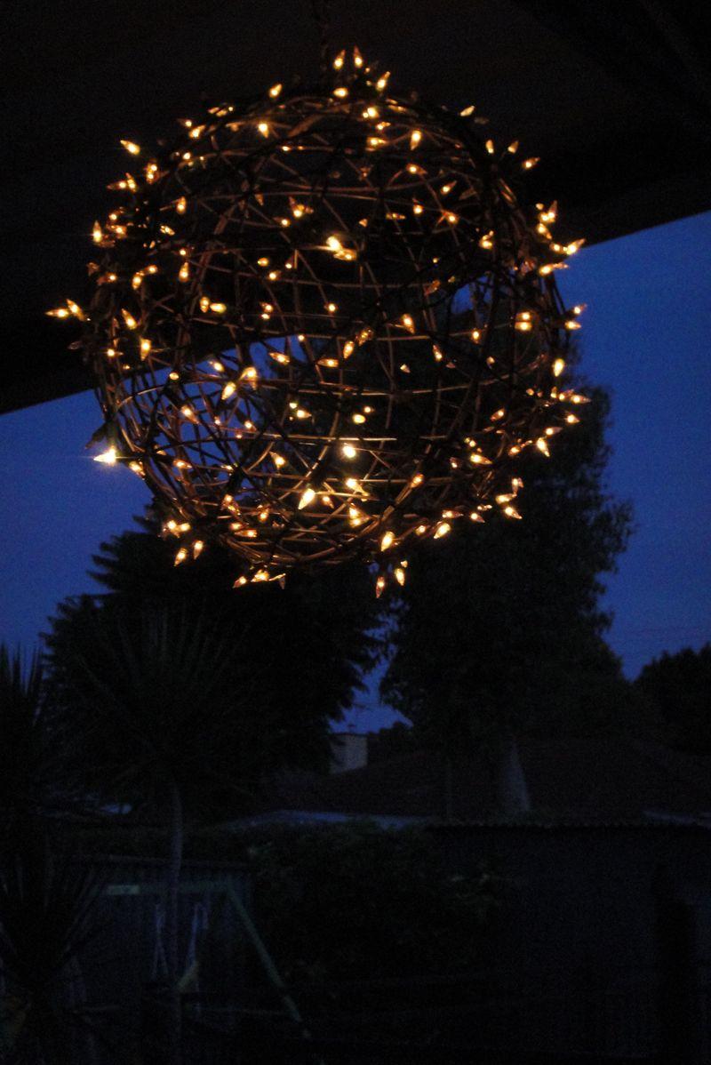 1 Fairy Light Globe