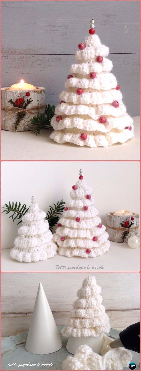 23 Crochet Christmas Tree