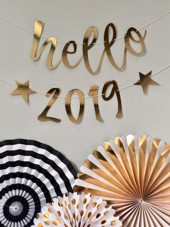 25 Hello 2019 Banner