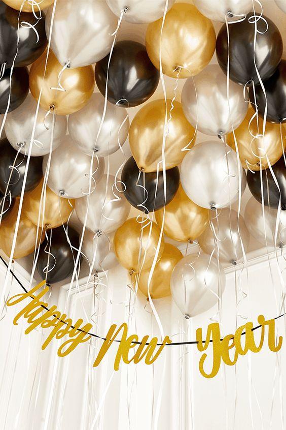 33 New Year Balloom Decoration