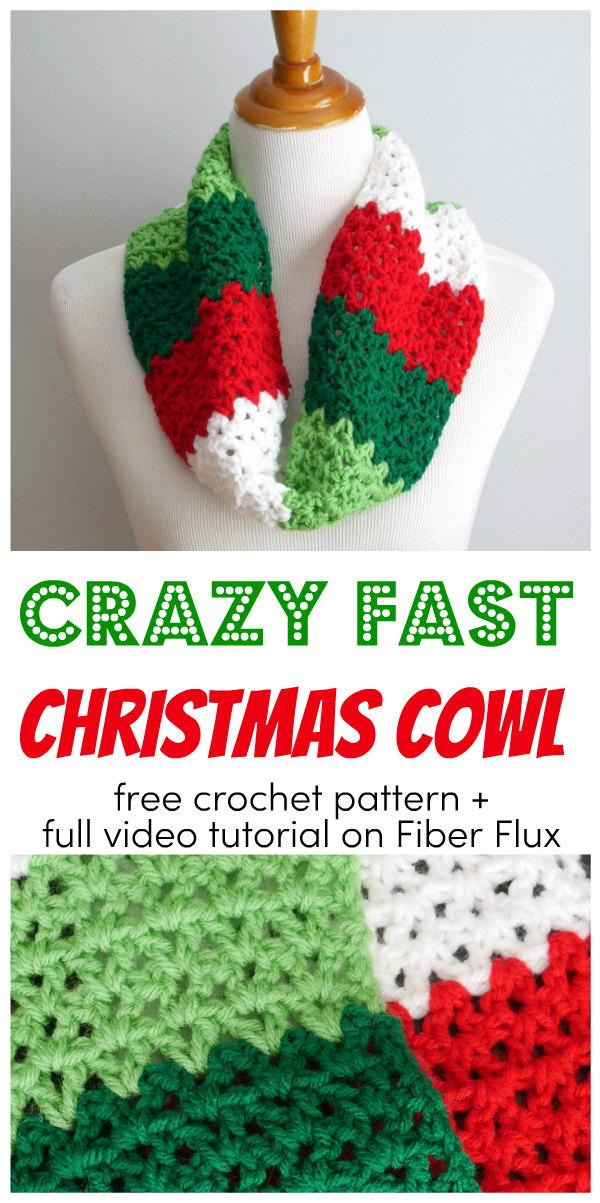 35 Crazy Fast Christmas Cowl