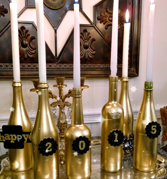 35 new years eve candles