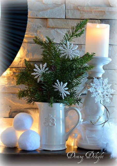 7 Winter Decor After Christmas