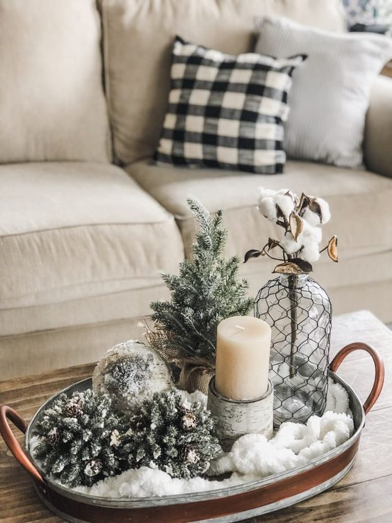 9 Winter Decor After Christmas