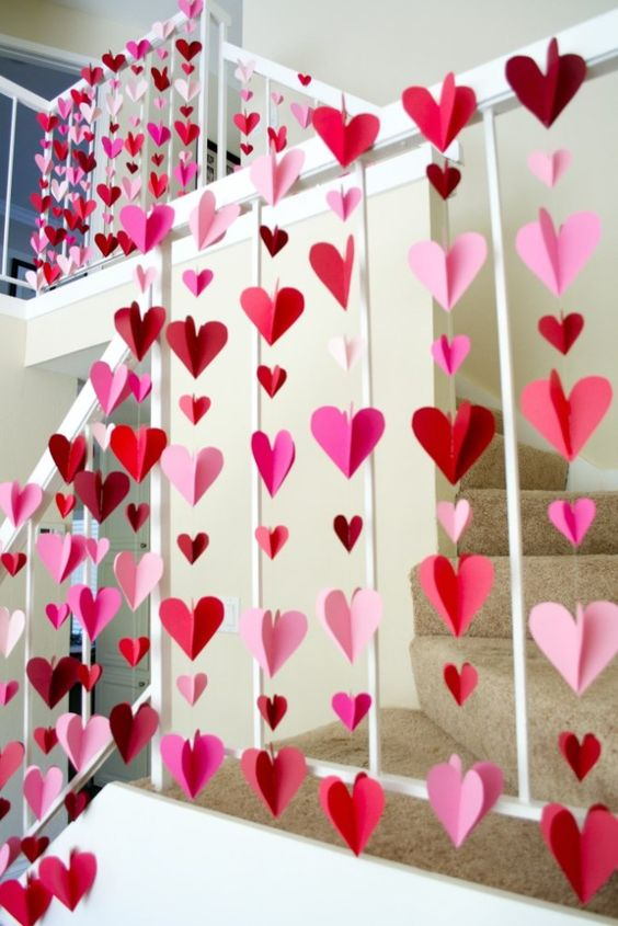10 Valentines Day Decorations