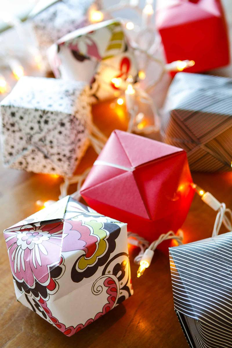 15 Origami Lights for Chinese New Year