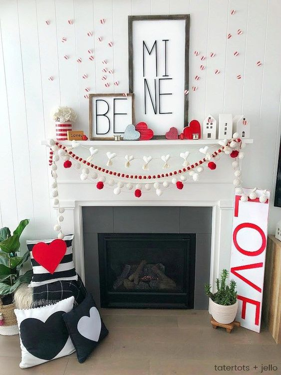 16 Valentines Day Decorations