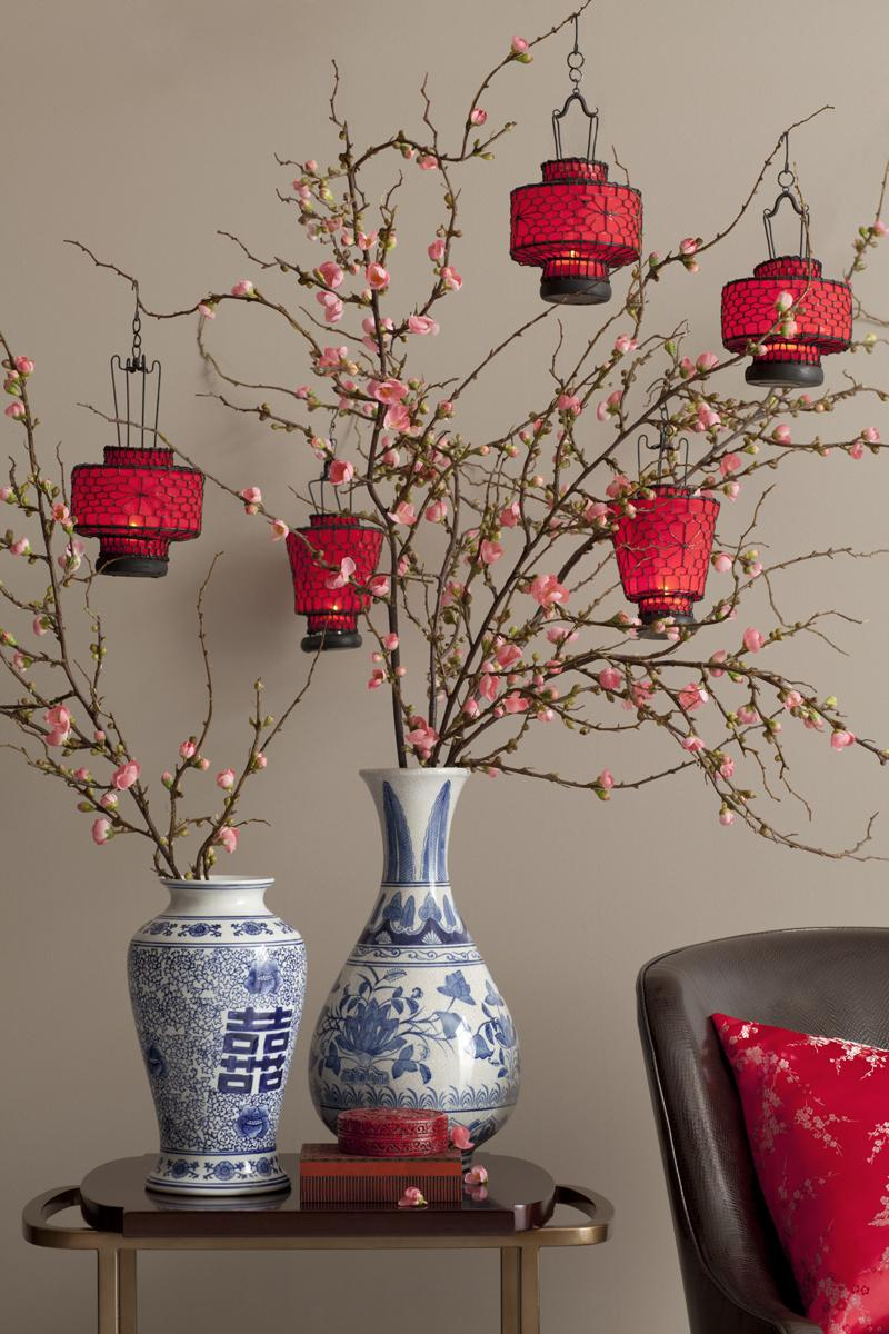 18 Chinese New Year Home Decoration Ideas