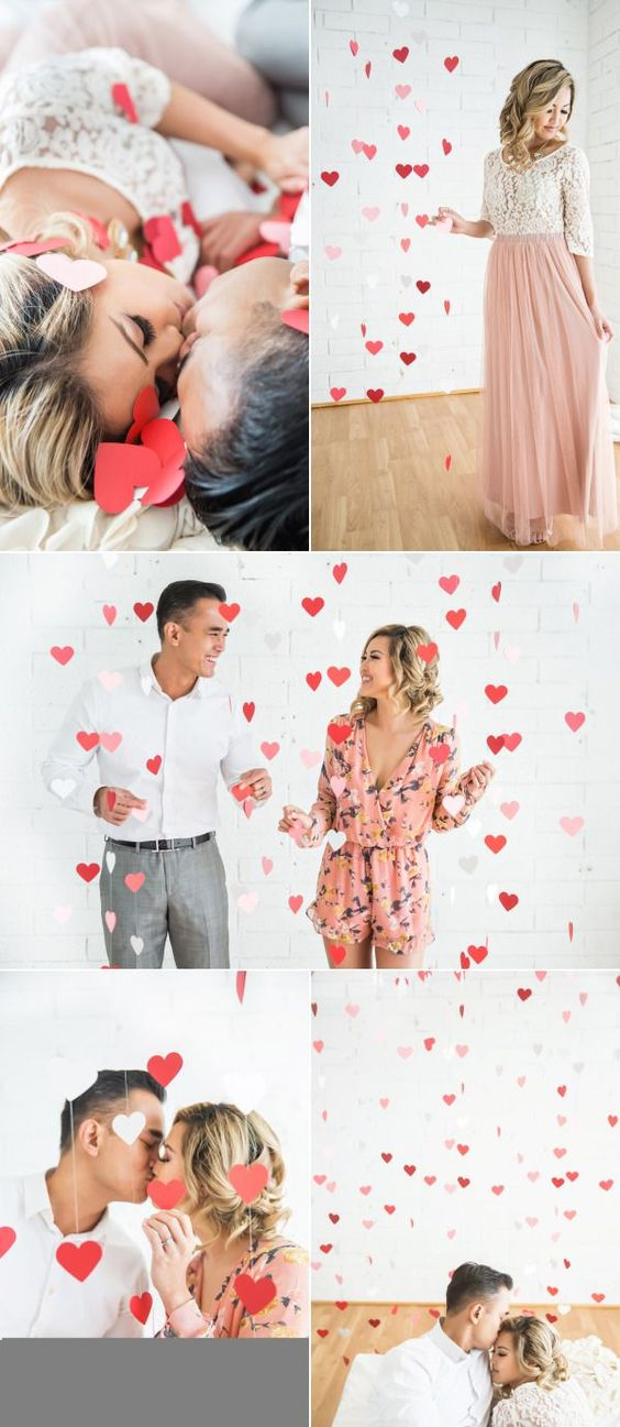 2 Valentines Day Photoshoot