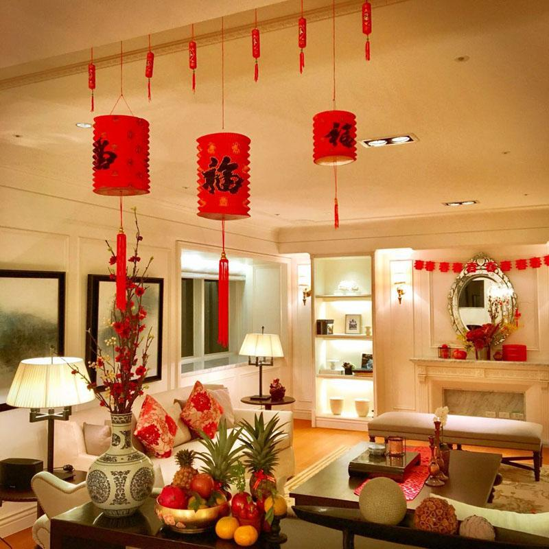 21 Chinese New Year Decoration Ideas