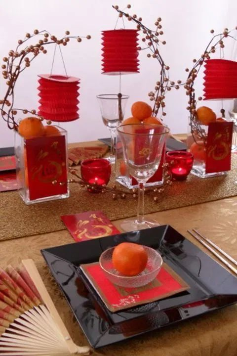 23 Chinese New Year Decoration Ideas