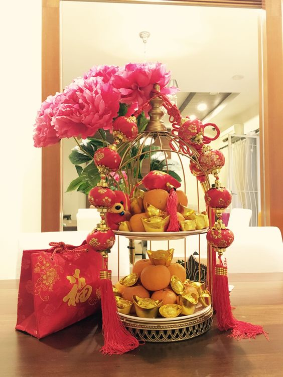 27 Chinese New Year Table Decoration