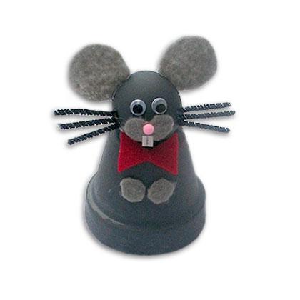 31 Clay Pot Rat