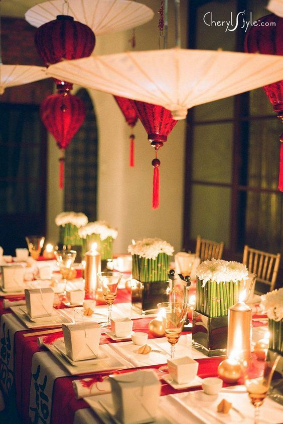 6 Chinese New Year Party Decoration Ideas