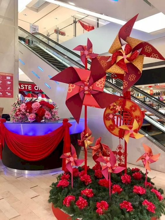 9 Lunar New Year Decoration Ideas