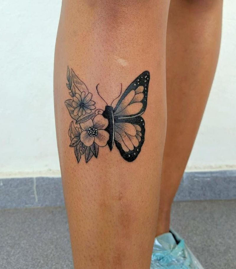 30 Fine Butterfly Tattoos for Inspiration