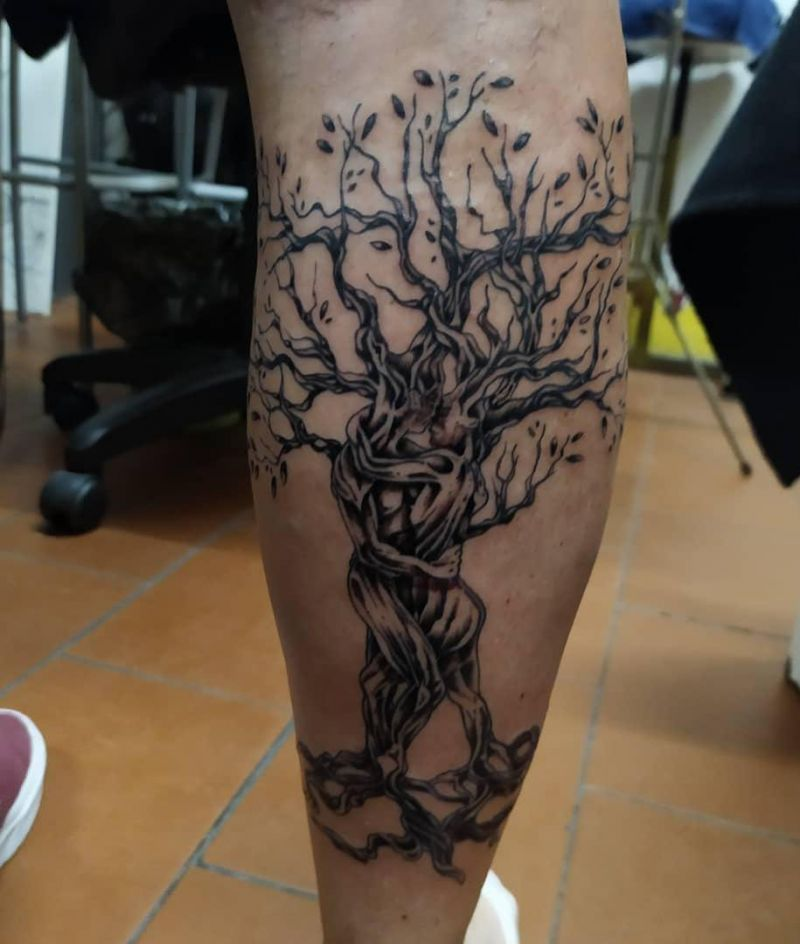 30 Pretty Tree of Life Tattoos You Must Try