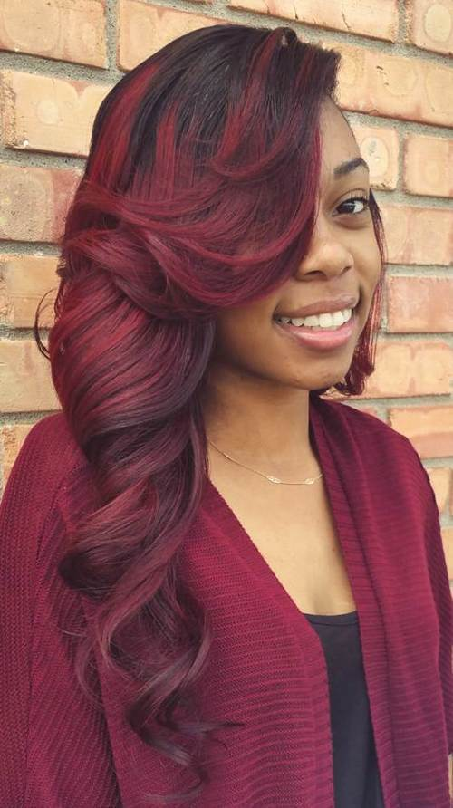 hair sew in styles sew 20 gorgeous sew in hairstyles page 12 foliver 1269