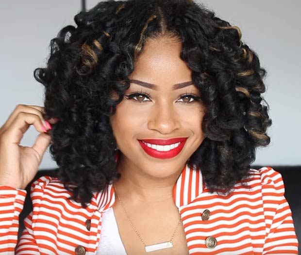 marley hair crochet styles 41 chic crochet braid hairstyles for black hair page 40 1670