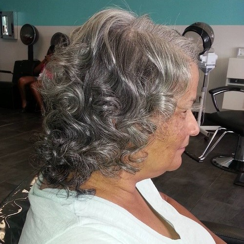 40 The Best Hairstyles and Haircuts for Women Over 70 ...