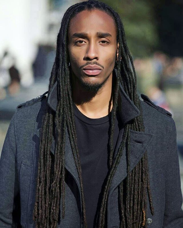 20 Terrific Long Hairstyles for Black Men - Page 7 ...
