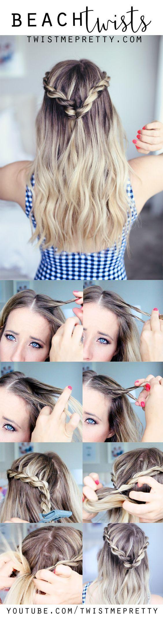 26 Gorgeous Long Hairstyles You Must Try for Weekend Party ...